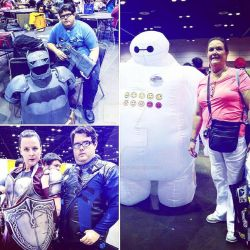 MegaCon 2016 - weekends last moments by AzraelFallen18