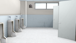 MMD School bathroom - Download by cycypinkb