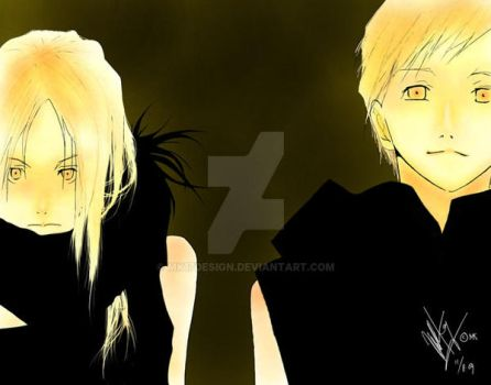 FMA: walking with you by mk17design