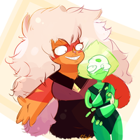 Jaspidot by questionedSleeper