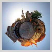Little Planet Nr. 1 by AlexIP