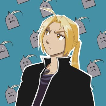 Edward Elric v 0.2 by greenapplefreak