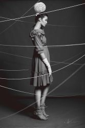 Queen_of_Twine_no.3 by Venomer