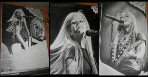 :AVRIL PLAYS LIVE WIP IV: by Angelstorm-82