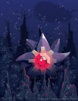 Starmie in the deep by Chuz0r