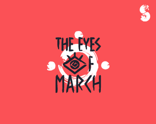 The-Eyes-of-March-Logo by whitefoxdesigns