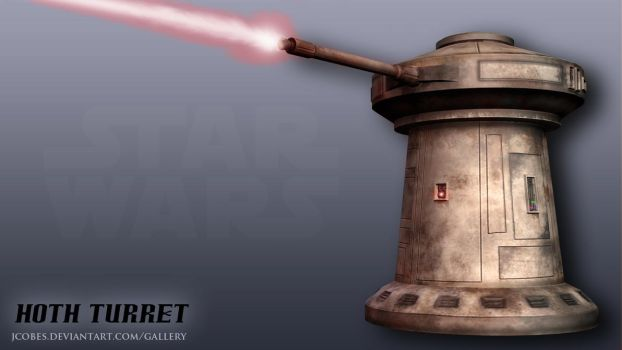 Hoth Turret by JCobes