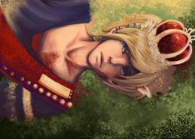 and the prince falls, by HeWasFiction