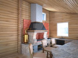 Fireplace 15 1 by i-t-h-i-l