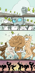 Gardening - bro, do you even? by porkbun