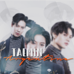 PEDIDO TAEMIN ARGENTINA- FACEBOOK (PERFIL) by SHINeeEditions