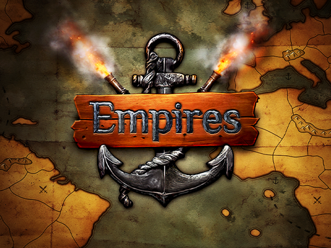 Empires Game Splash Screen by Ramotion