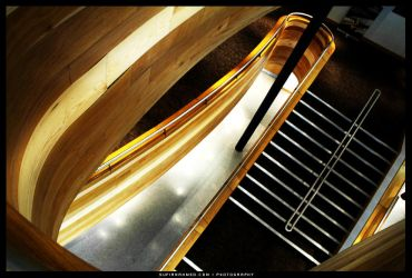 Gold Stairway by sufianahmed