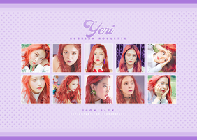 [ICON PACK] Yeri / Russian Roulette by TsukinoFleur