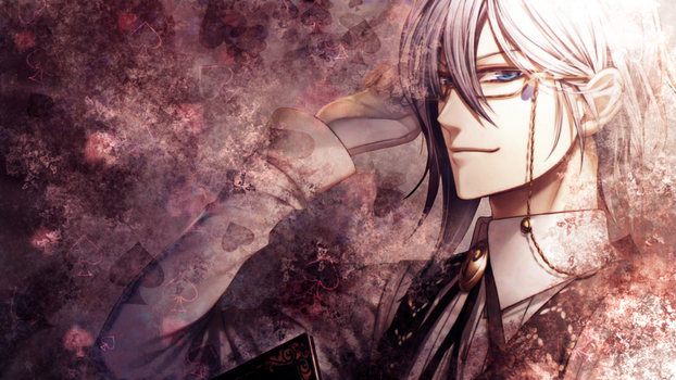 Amnesia HD Wallpaper - Ikki by umi-no-mizu