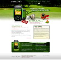 GoPlanet Golf Gps by Nas-wd