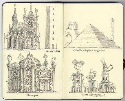 Styles of buildings you should incorporate in your by MattiasA