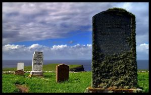 Scotland XIII - Celtic Graves by MichiLauke