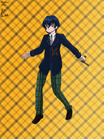 Naoto by fighterxaos