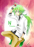 Natural Harmonia Gropius, you've a funny name by NappyNapkin