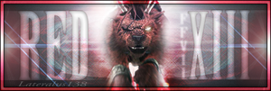 Red XIII FFVII Series V2 by Lateralus138