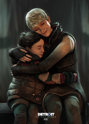 Detroit Become Human   What is a mother by lBlacKiE-MaiDeNl