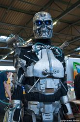 T-800 at FACTS 2014 by KillingRaptor