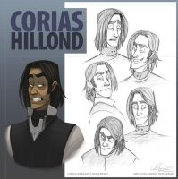 Corias Hillond by Altalamatox