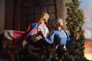 Howl's moving castle by MilliganVick