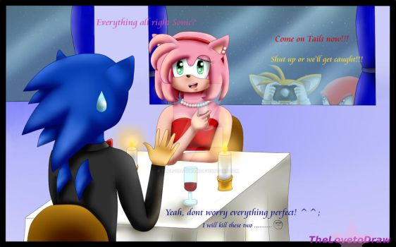 Sonamy Dinner for two .... or four by TheLovetoDraw