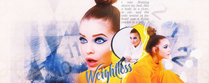 Weightless sig by Blowthat