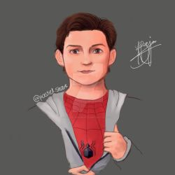 Peter Parker by pastelshark1103