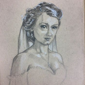 RGD Wedding for aeriat by charlando