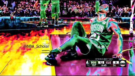 Hayward burning pain: end of Celtics dream @Game 1 by NBA-Scholar