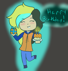 Happy Birthday to you! by FionnaCoolGirl