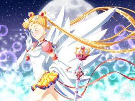Eternal Sailor Moon by foogie