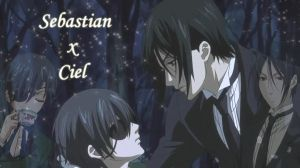 Sebastian x Ciel wallpaper by IronettaStark