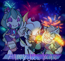 HAPPY NEW YEAR !!!! by Vickie4423