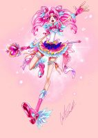 Eternal Sailor Chibimoon Precure by ShadowMaster23