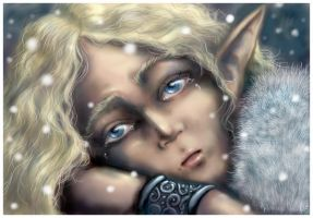 cold tears by RomanticFae