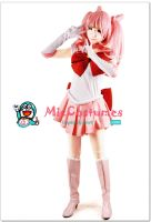 Sailor Moon Chibi Usa Small Lady Cosplay by miccostumes