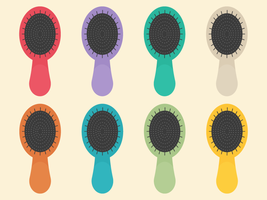 Hair Brushes by apparate