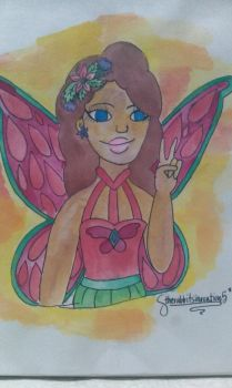 My fairy by therabbitsinvention5