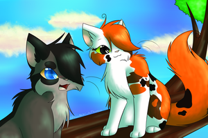 The-six-Clans - Seeing as FeatherClan is the best! by CuteFlare