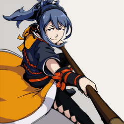 MORE Oboro by KrackoCloud