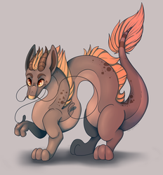 ArtFight 2018 - Catsaidwhat by Mdragonflame