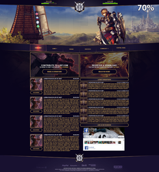 LINEAGE II BATTLE TOURNAMENT by strain-d