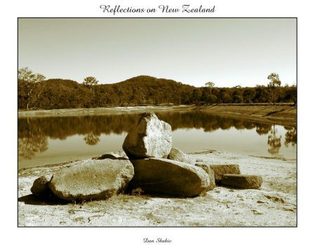 Reflections on New Zealand - 2 by fullcollapse