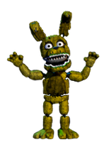 Plushtrap full body(thank you image) by JoltGametravel