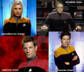 What If there was a USS Galactica.... by akeel1701